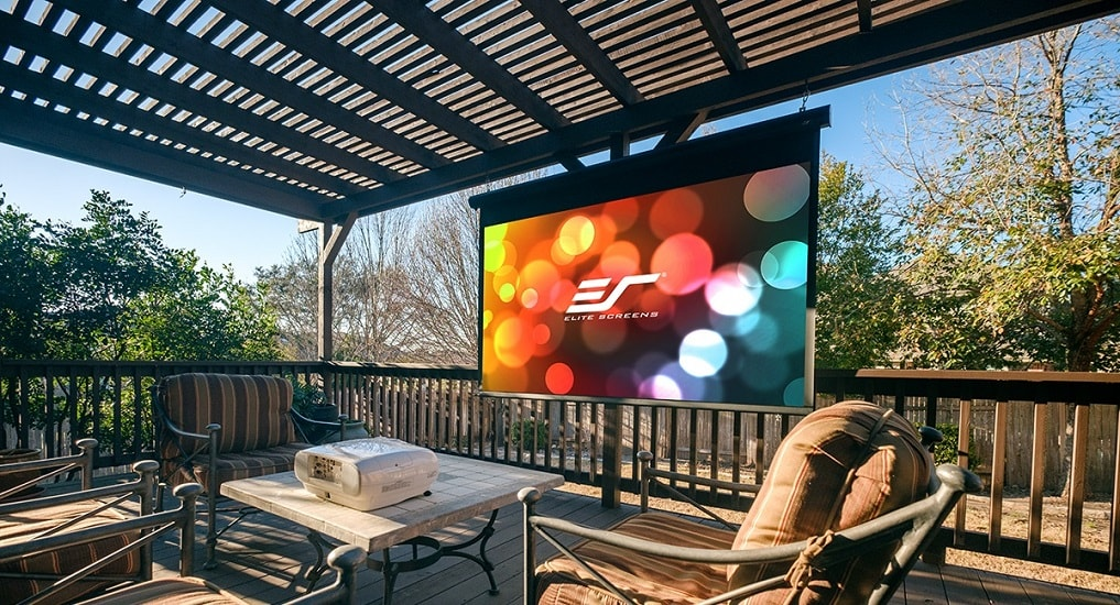 Do You Know How To Properly Use A Projector Outside During The Day Ask Proxima Usa