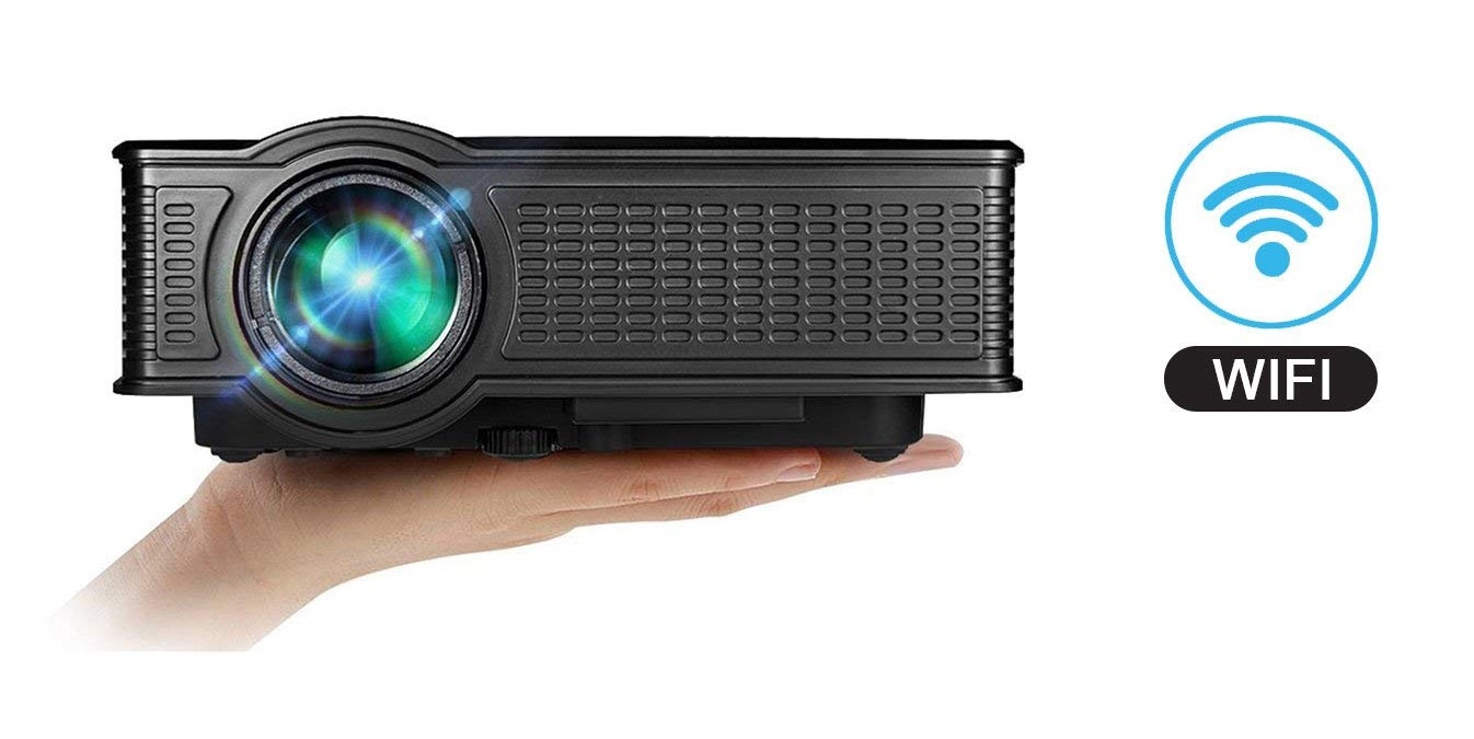 wireless movie projector